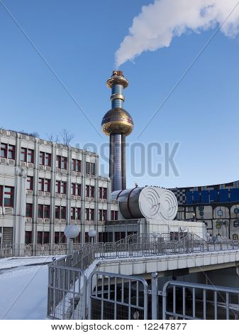 Incineration Vienna