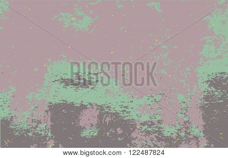 Abstract Background light spots on the top around texture and blotches of paint stains