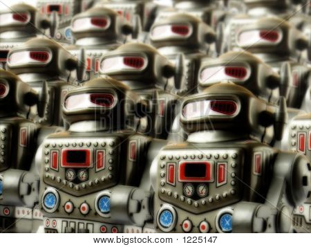 Robot Army 3