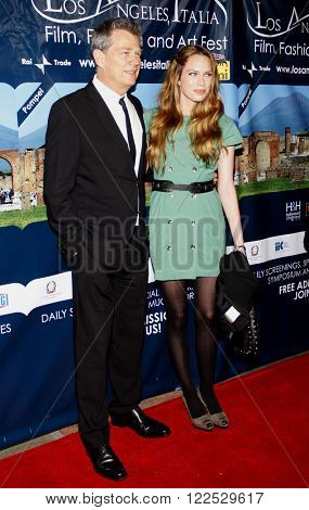 David Foster and Erin Foster at the Los Angeles Premiere of