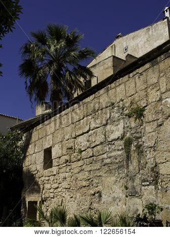 palma de Mallorca on the Island of Mallorca