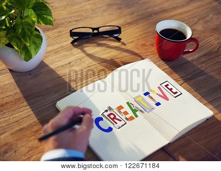 Creative Ideas Design Imagination Inspiration Style Concept