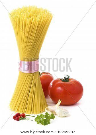 Materially for spaghettis
