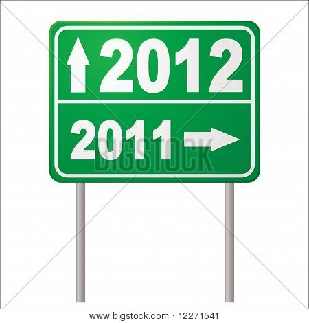 Road Sign 2012