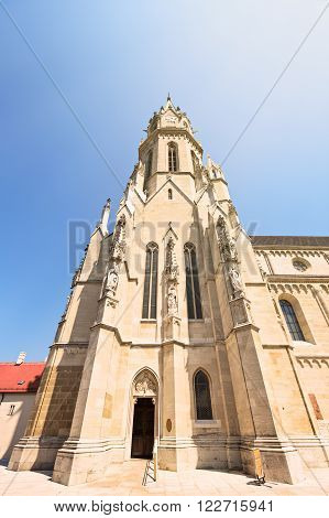 Klosterneuburg Monastery is a twelfth-century Augustinian monastery of the Roman Catholic Church located in the town of Klosterneuburg in Lower Austria