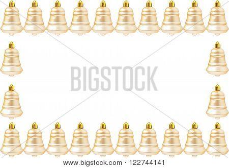Christmas Tree Decoration Globes Full Frame