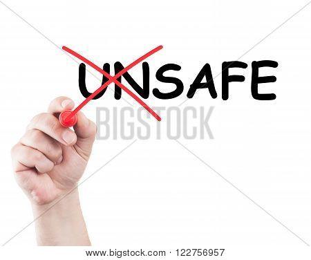 Unsafe Into Safe