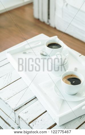 Coffee Tastes Better In Stylish Interior