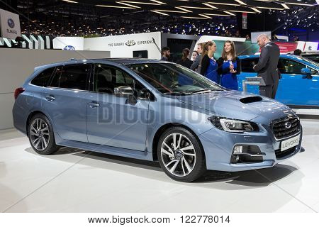 Subaru Levorg Awd