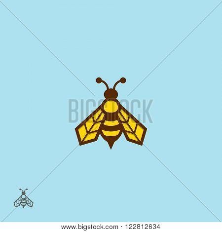 Bee symbol