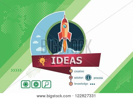 Ideas Concepts For Business Analysis, Planning, Consulting, Team Work, Project Management.