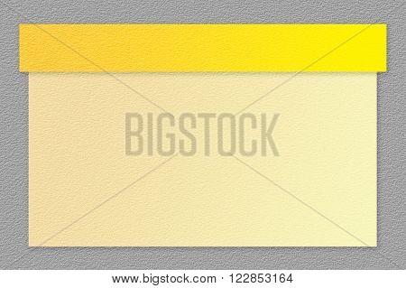 art grunge yellow abstract texture illustration background