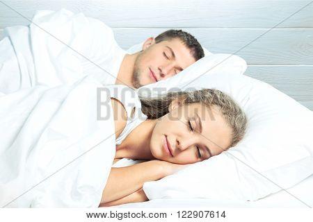 Snoring.