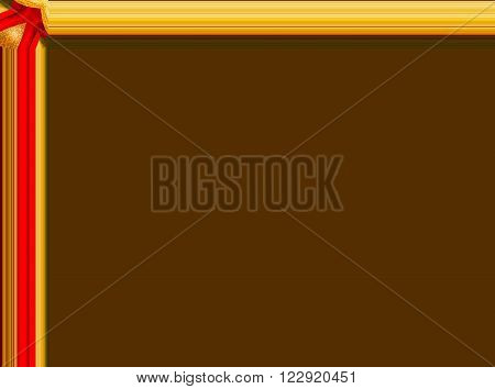 unique gold and red  background image for most design work