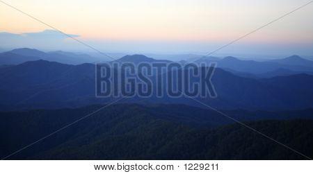 Mountain Morning Mist