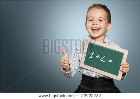 School kid.