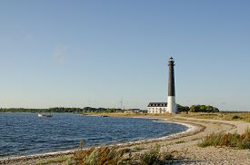 Sorve lighthouse on the island of Saaremaa, Estonia.