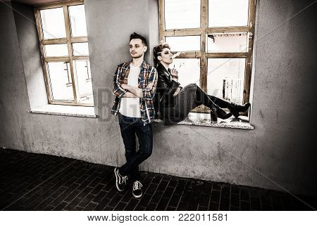 problems in a relationship. city life. today's youth
