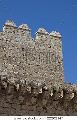 Th Alcazaba Of Almeria
