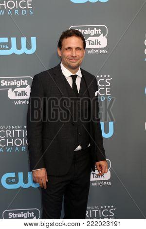 LOS ANGELES - JAN 11:  Jeremy Sisto at the 23rd Annual Critics' Choice Awards at Barker Hanger on January 11, 2018 in Santa Monica, CA