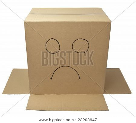 Box Package Wrap Face