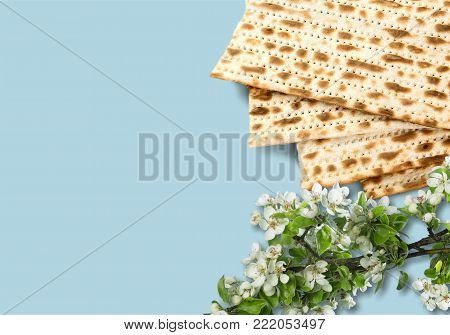 Jewish jew passover matza matzahs background holiday