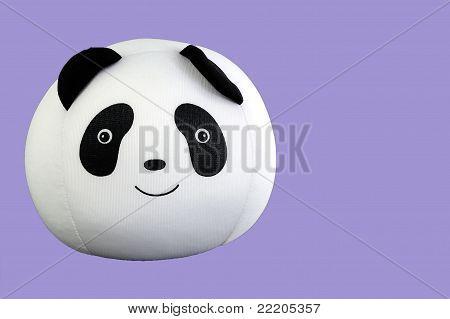 Cute toy panda