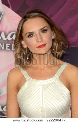 LOS ANGELES - JAN 13:  Rachael Leigh Cook at the Hallmark Channel and Hallmark Movies and Mysteries Winter 2018 TCA Event at the Tournament House on January 13, 2018 in Pasadena, CA