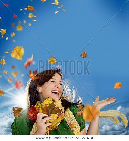 joyful autumn 2