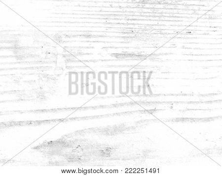 White wood background with soft light grey grain texture
