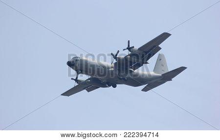60105 C-130 Of Royal Thai Air Force