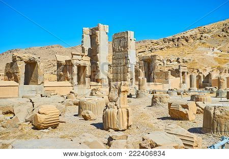 Persepolis Archaeological Site Is The Best Place To Discover Ancient Architecture And Art Of Persia,