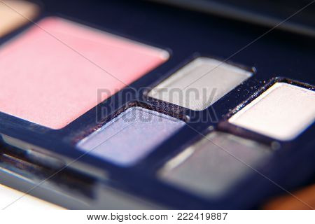 Colorful Eye Shadow Palette Makeup. Colorful Eye Shadow Palette Makeup.