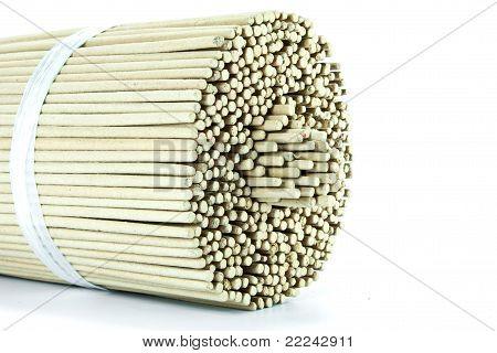 Many Incense Sticks