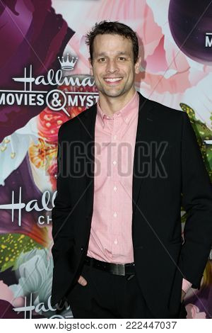 LOS ANGELES - JAN 13:  Lea Coco at the Hallmark Channel and Hallmark Movies and Mysteries Winter 2018 TCA Event at the Tournament House on January 13, 2018 in Pasadena, CA