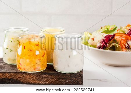 Classic Salad Dressings