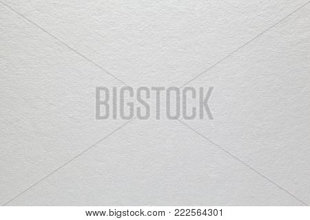 White cardboard sheet abstract texture or background