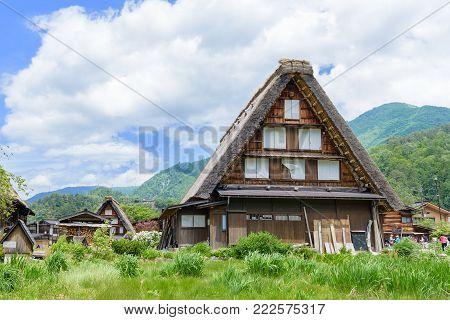 World Heritage Village Shirakawa Village