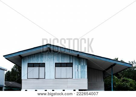 Abadoned Wooden House