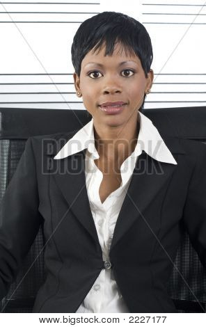 African Business Woman