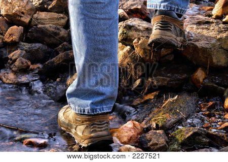 Stream Hiking