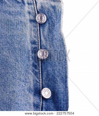 Chisinau, Moldova February 10, 2017: Diesel buttons on jeans. Diesel - Italian design company and brand clothing and accessories