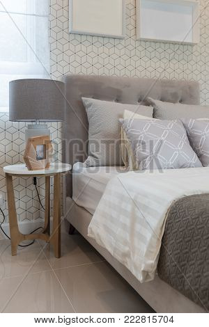 Modern Bedroom Style With Single Bed