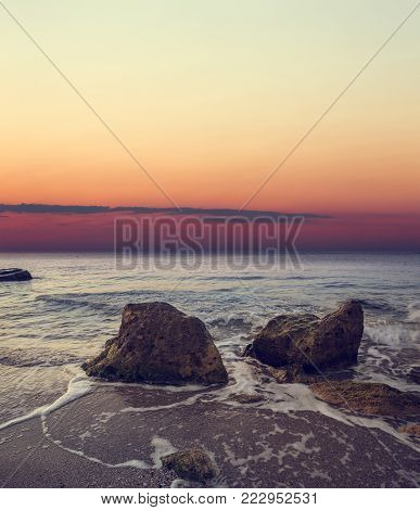 Sunset. Beautiful sunset Black sea. Gold sea sunset. Picture Sea sunset. Sea sunset background. Amazing sea sunset Sunset sea picture. Sunset sea waves.