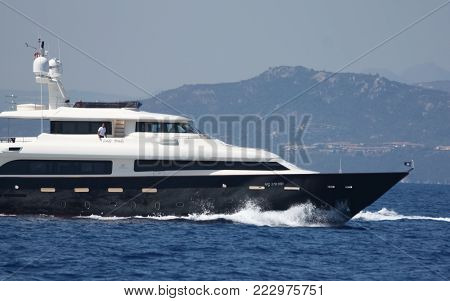 Lady Trudy Charter Vessel