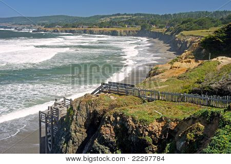 Sea Ranch coastline