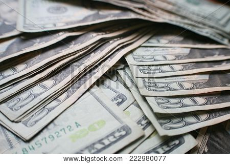 Twenties Close Up High Quality Stock Photo