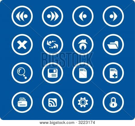 Browser Vector Icons