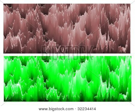 A Set Of Abstract Background