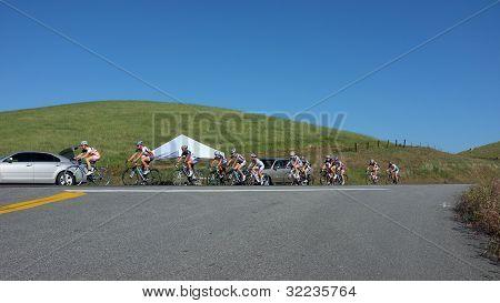 Women Bicycle Racers